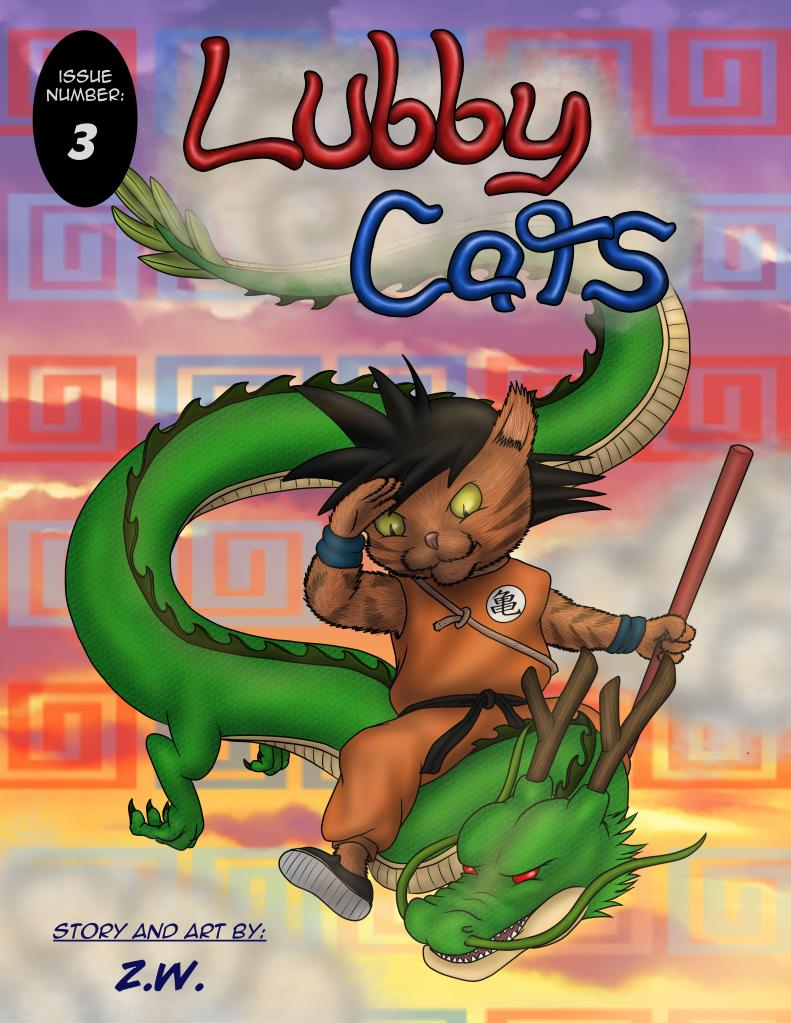 Lubby Cats Z Chapter 3: Kenshin Lives!